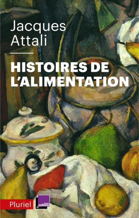 Histoires de l'alimentation