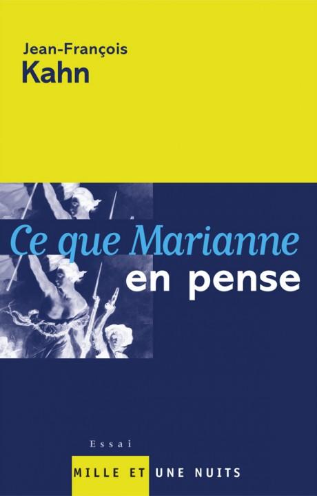 Ce que Marianne en pense