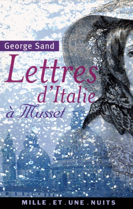 Lettres d'Italie à Musset