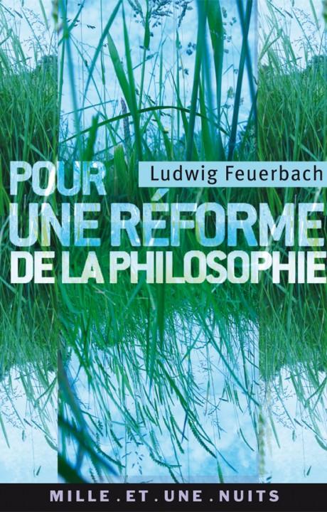 Pour une réforme de la philosophie