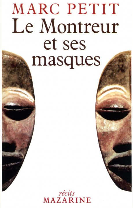 Le Montreur et ses masques